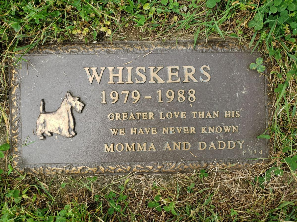 Memorable Grave Markers At Lancaster Pet Cemetery