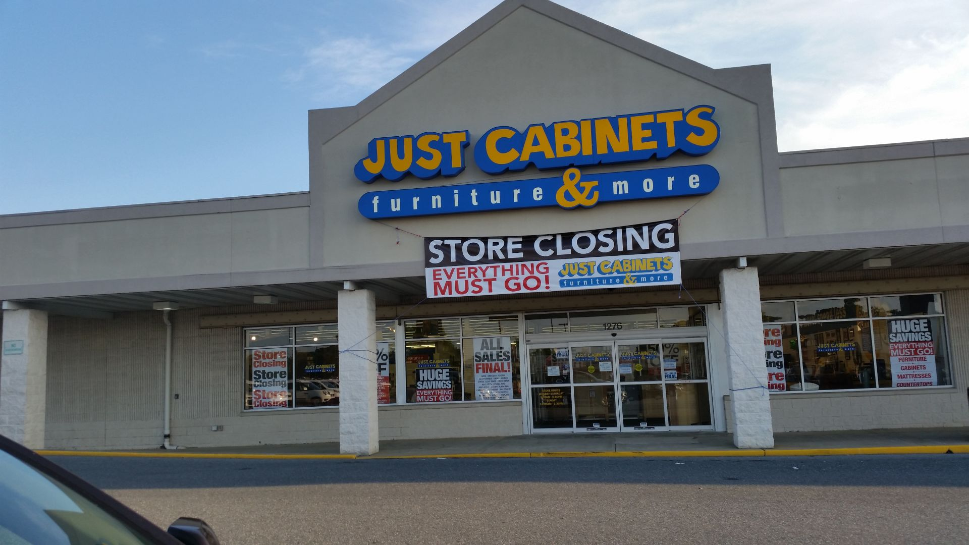 Just Cabinets Store At Golden Triangle