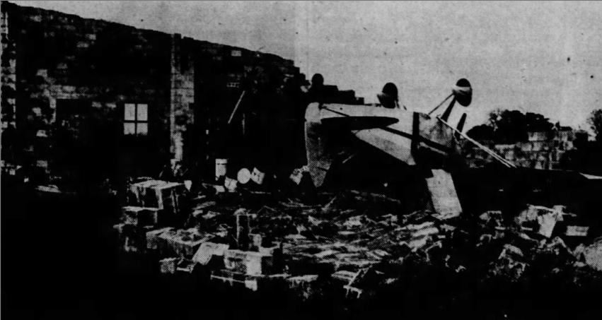 Hurricane Hazel 2