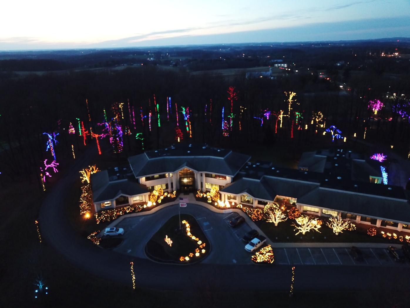 Herr's Christmas Lights Display