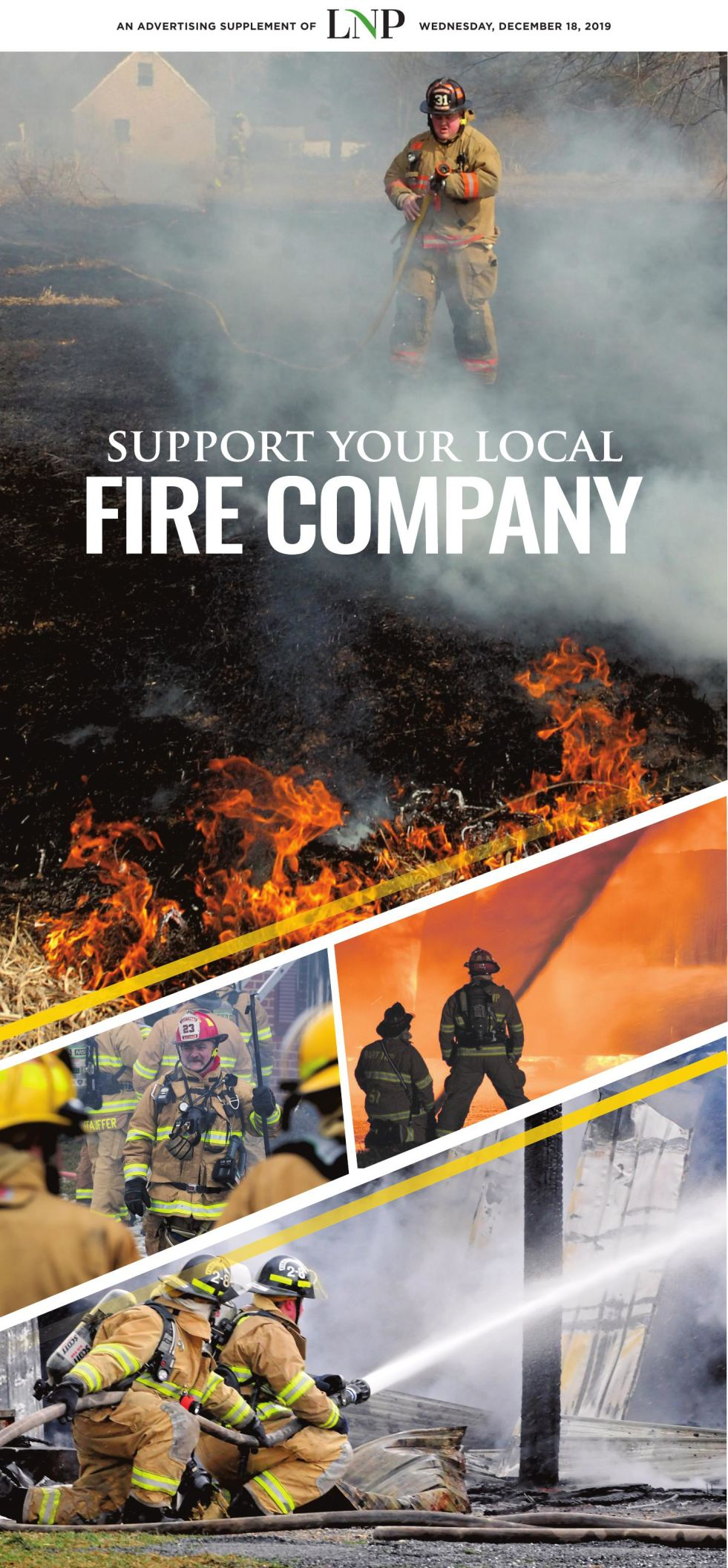Support Your Local Fire Company
