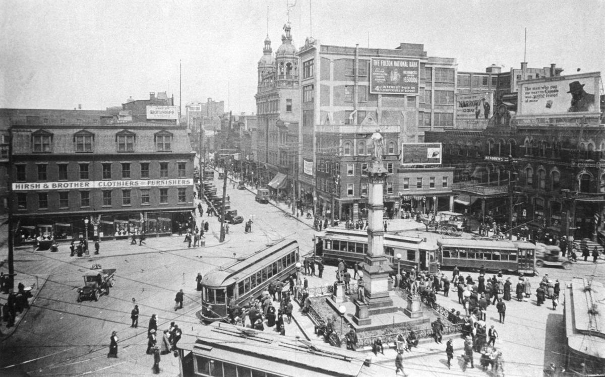 Penn Square history