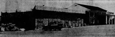Wonderland Cinema expansion, 1971