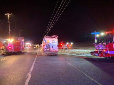 Man killed in East Donegal Township crash identified