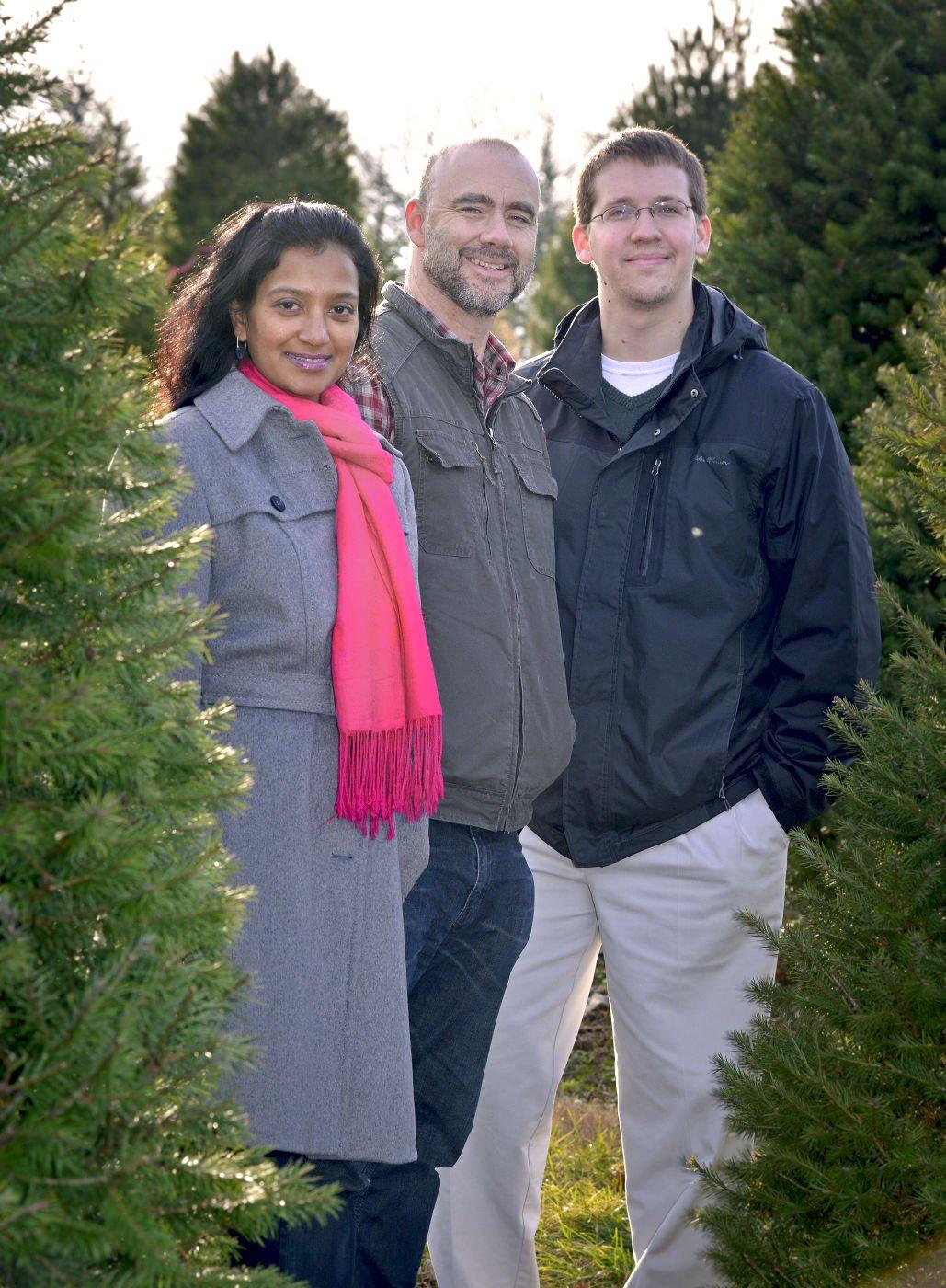 Doug Fir's Christmas Tree Guide - development team
