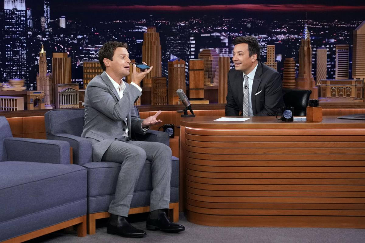 "Jonathan Groff on ""The Tonight Show Starring Jimmy Fallon"" 1"