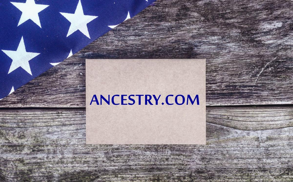 Ancestry military search