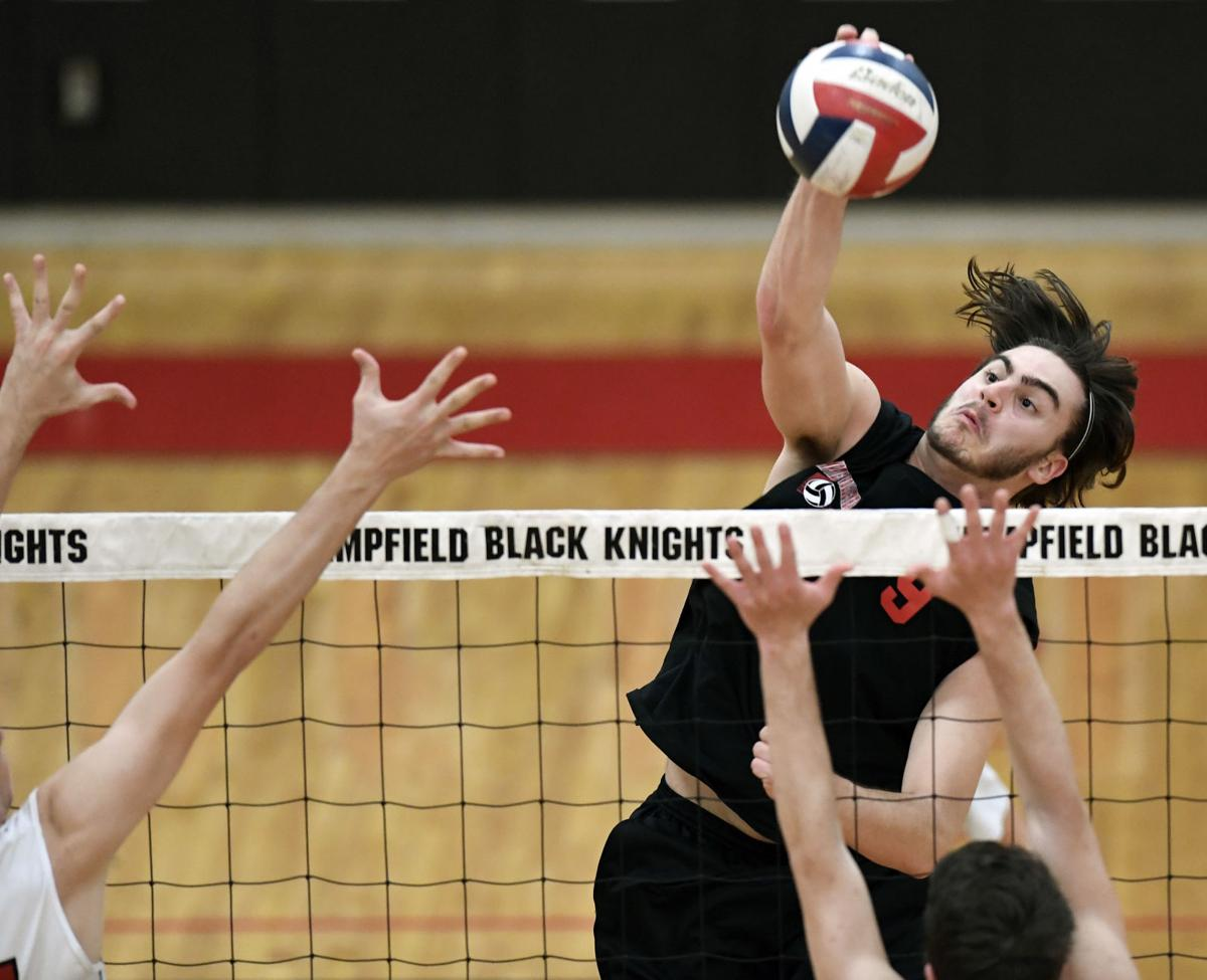 Warwick vs Hempfield-LL Boys Volleyball