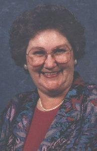 Shirley May Speakman