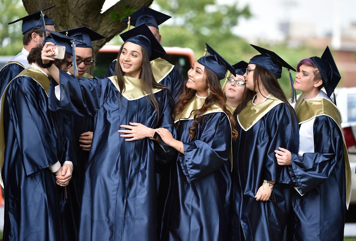 Penn Manor grads