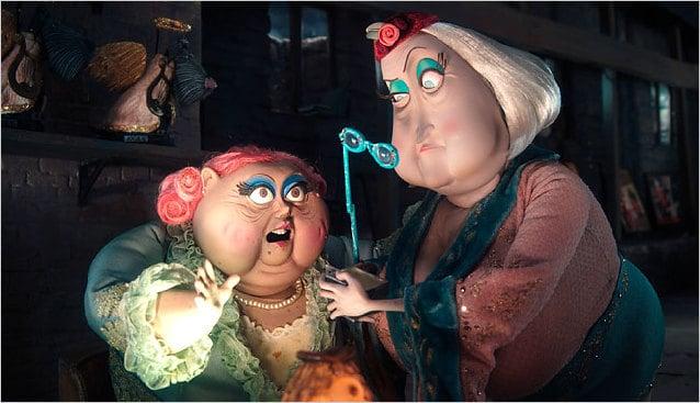 Puppets 3 D Unite In Coraline Entertainment Lancasteronline Com