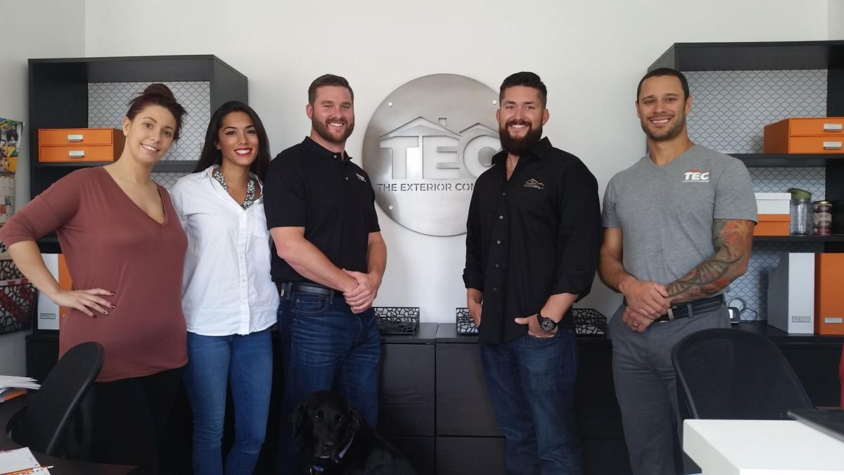 The Exterior Company How A Young Lancaster County Company Landed At 168 On The Inc