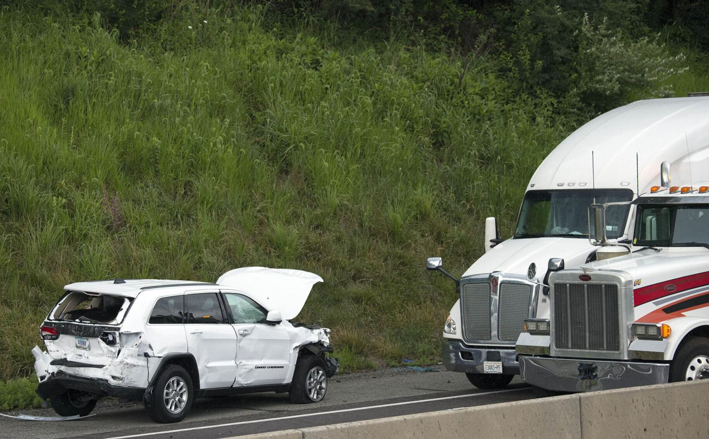 Tractor Trailer Crash on PA Turnpike