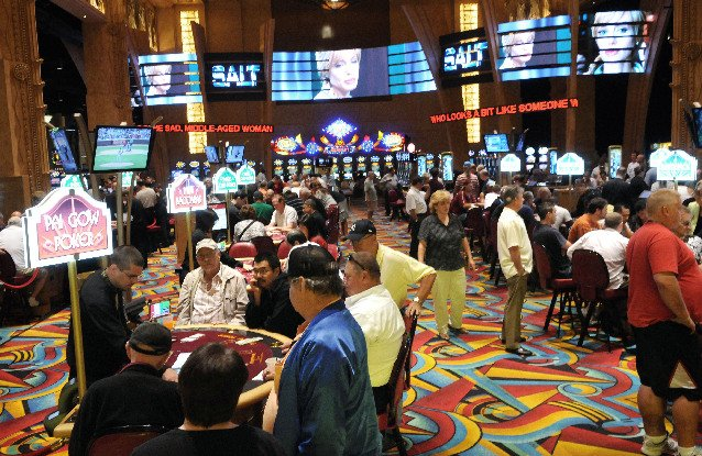 gambling addiction las vegas