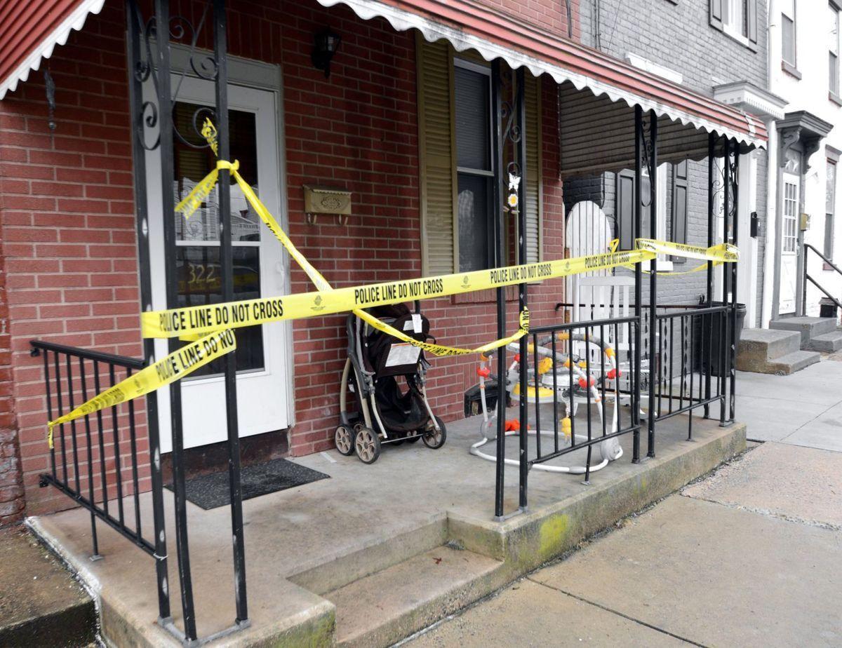Columbia homicide