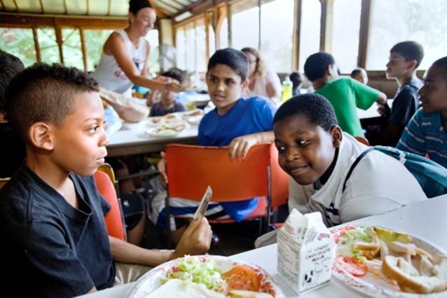 Closing a summer food gap