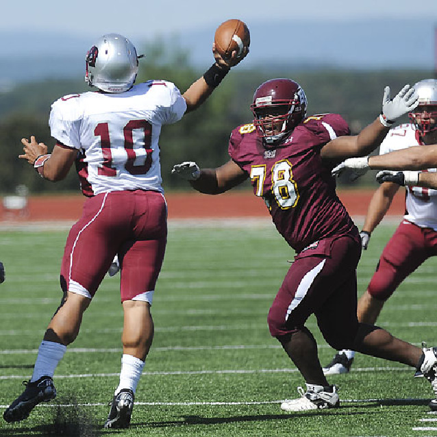 Local Players Help Bloomsburg To Outstanding Football Season