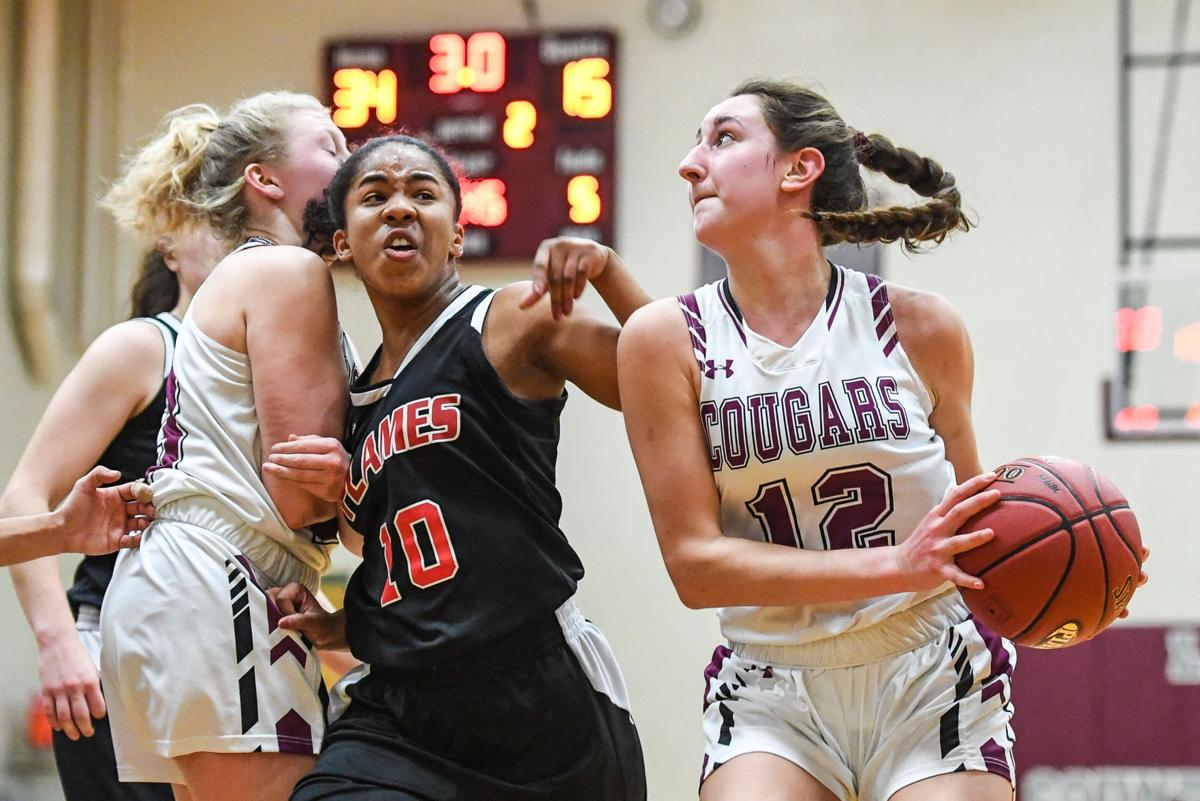 New Covenant Christian vs. Lancaster Country Day District 3 Girls' Quarterfinal