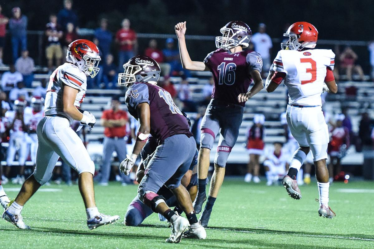 2019 Susquehanna Township at Manheim Central Football