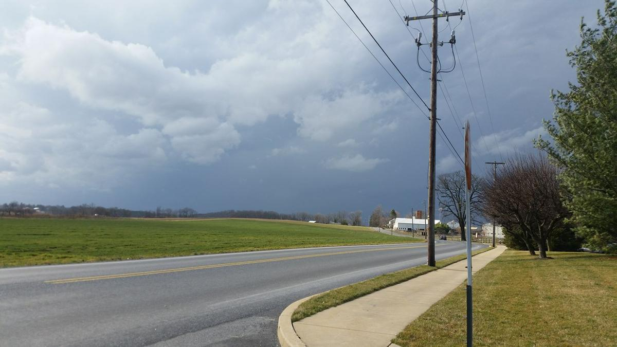 national weather service says preliminary reports show straight