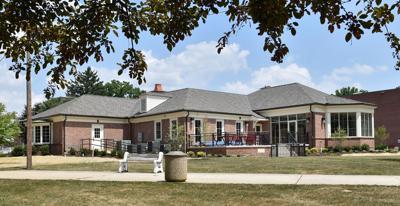 Columbia public library file photo