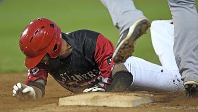 Barnstormers vs Patriots-Atlantic League Baseball