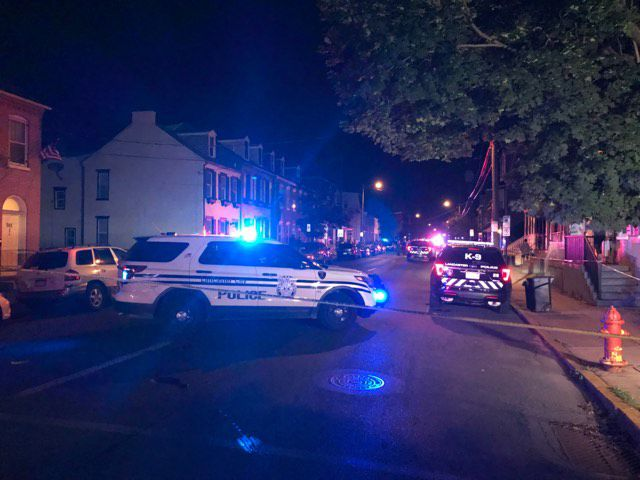 Lancaster City Shooting, May 30, 2019