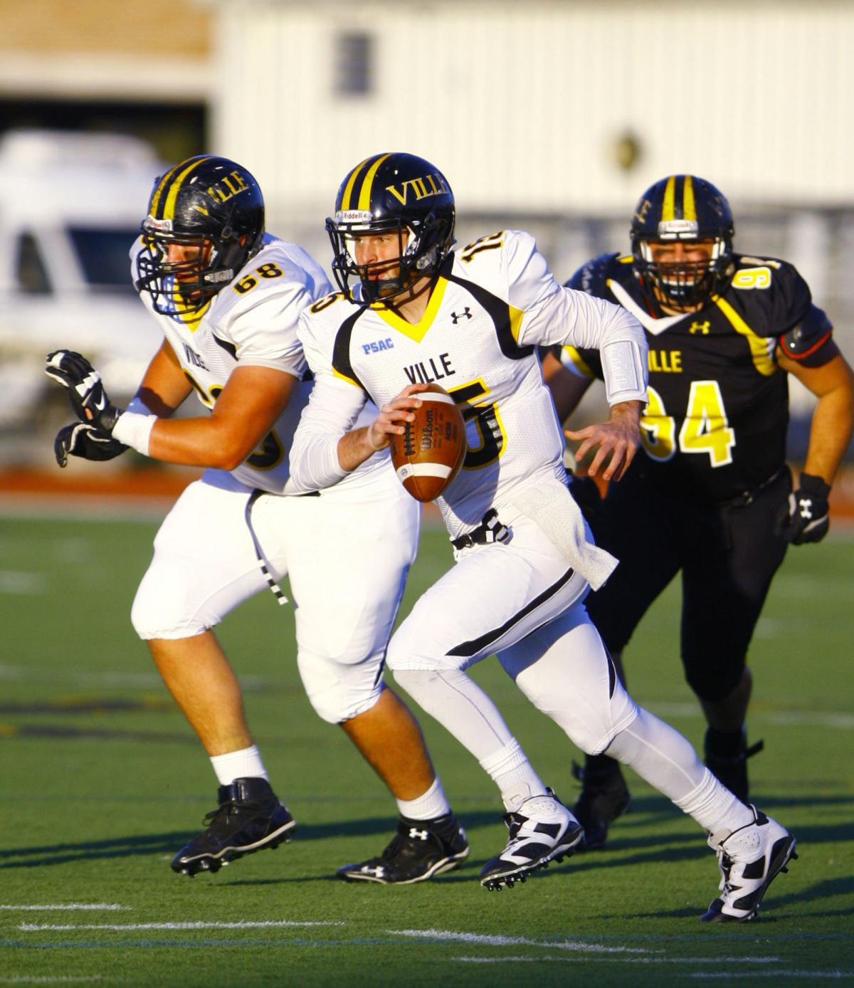 The Inside Track Lancaster Pa: Millersville University Football Continues Progress During