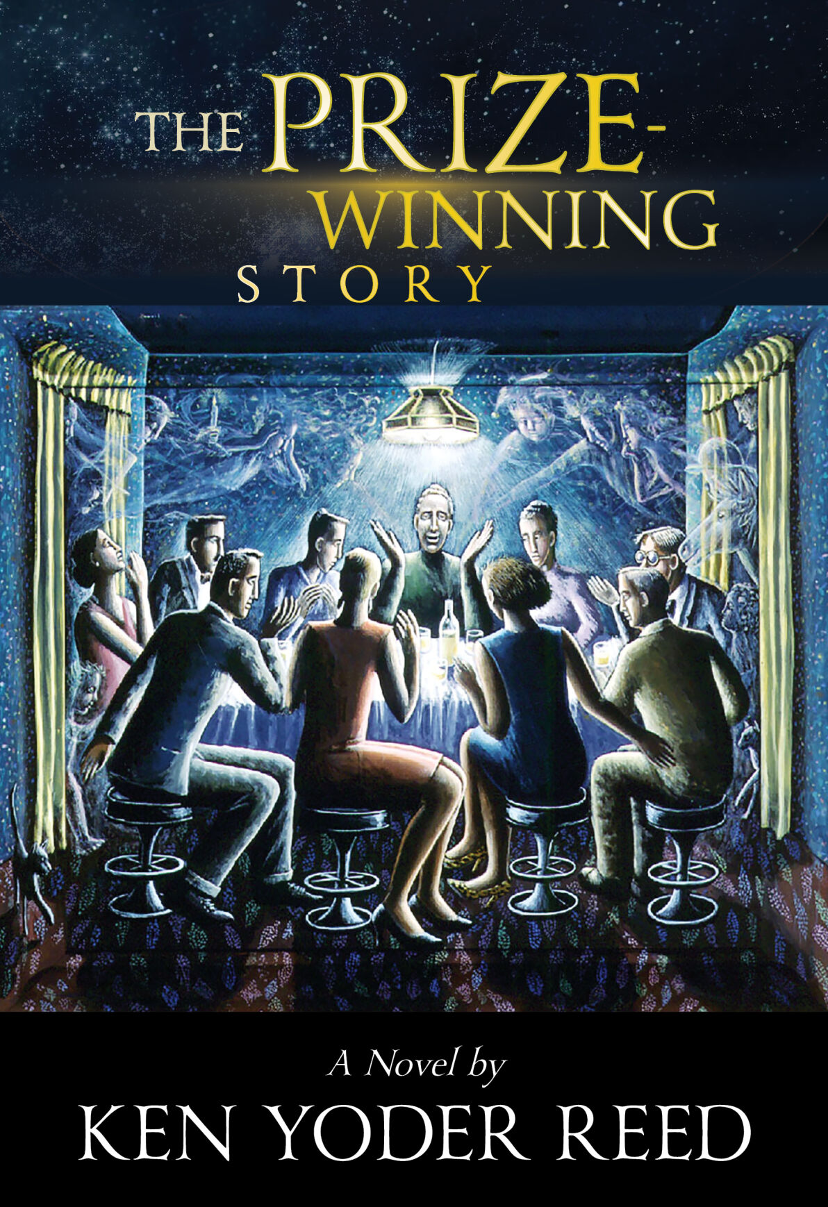 The Prize Winning-Story cover