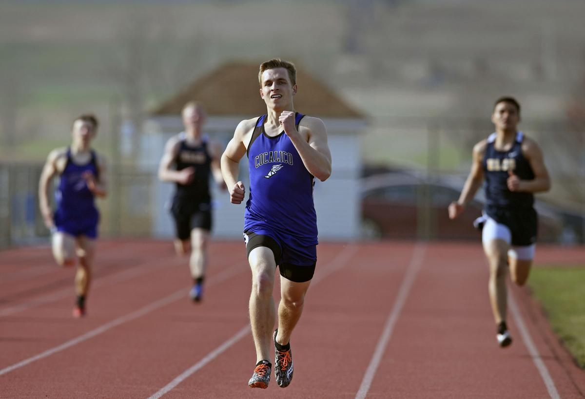 Cocalico vs Elco-LL Track and Field