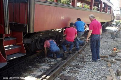Strasburg derailment