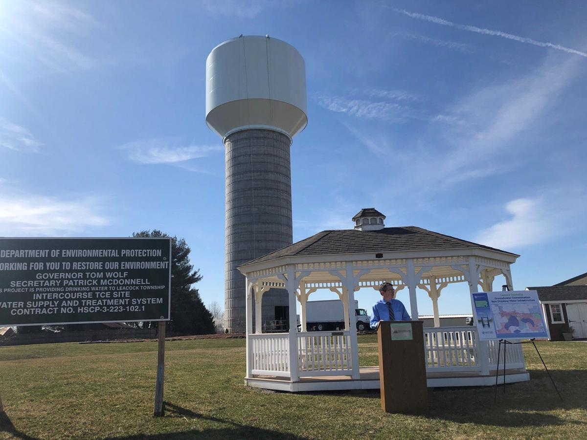 Intercourse Water Tower McDonnell