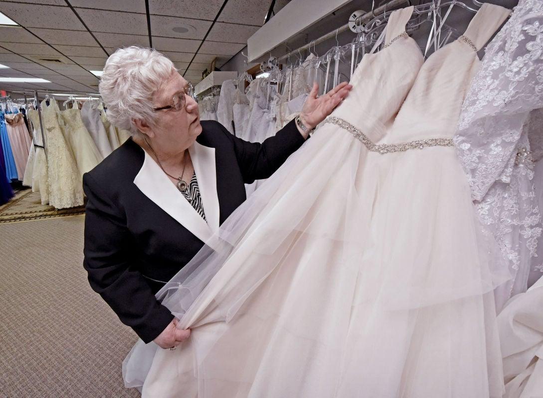 Curvy girls\' find flattering gowns at Quarryville bridal shop ...