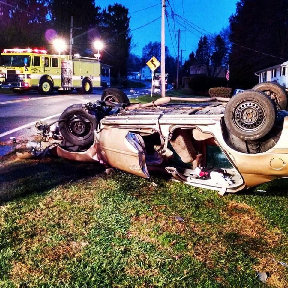 Car Accident On Pennsylvania Ave
