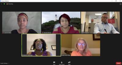 NAACP environmental justice webinar