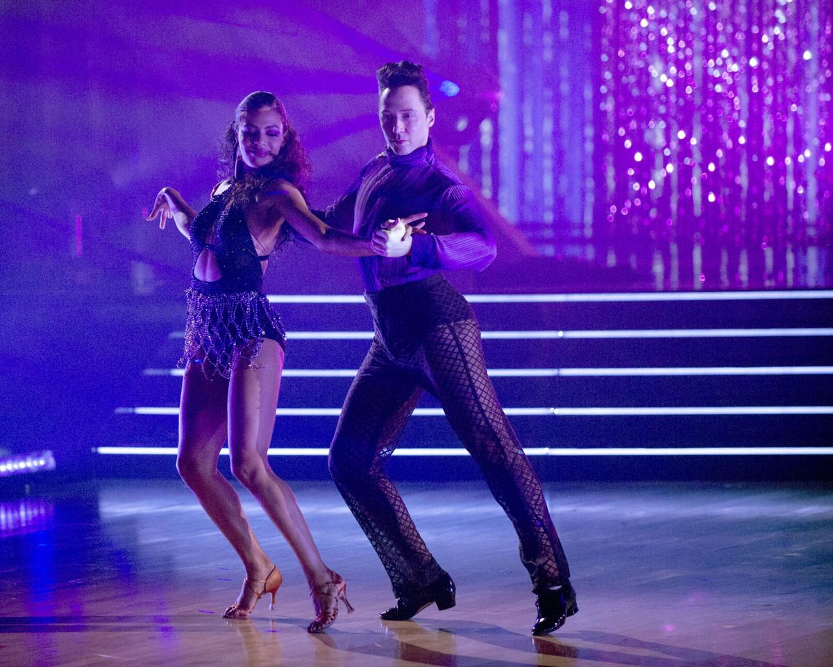 Johny Weir on Dancing With the Stars 3