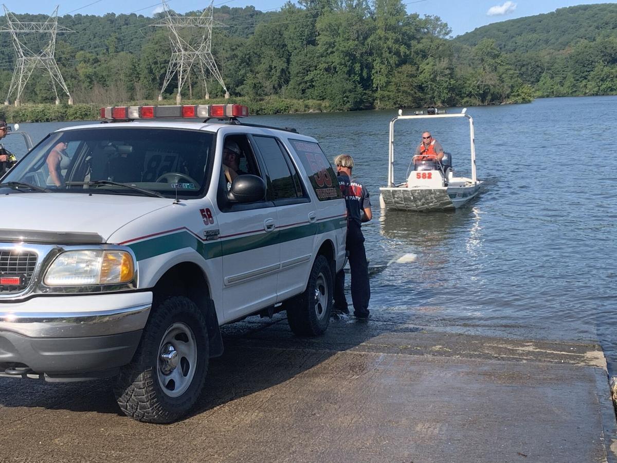 Susquehanna River search