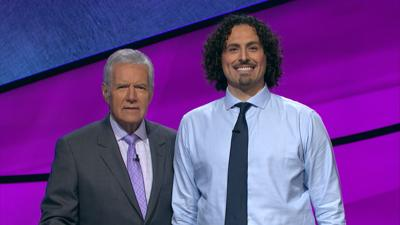 Lititz man Francesco Caporusso on Jeopardy