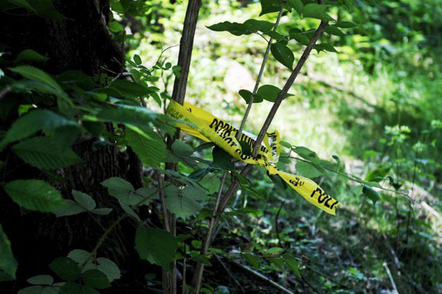 Clay Township, where man's body was found in stream