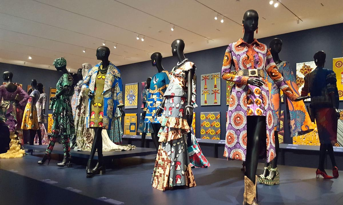 Philadelphia art exhibit explores 39 creative africa 39 in Fashion design schools in philadelphia
