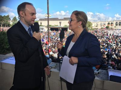 O'Neill in Fatima