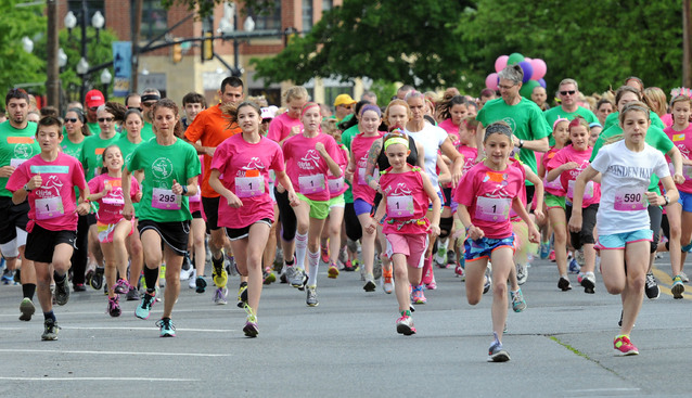 f6de3d3cd6f1 Girls on the Run program a runaway hit for county students