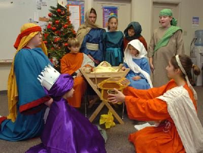 A Baby Shower For Jesus Faith And Values Lancasteronlinecom