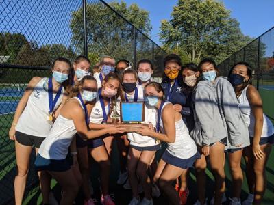 Manheim Township girls tennis