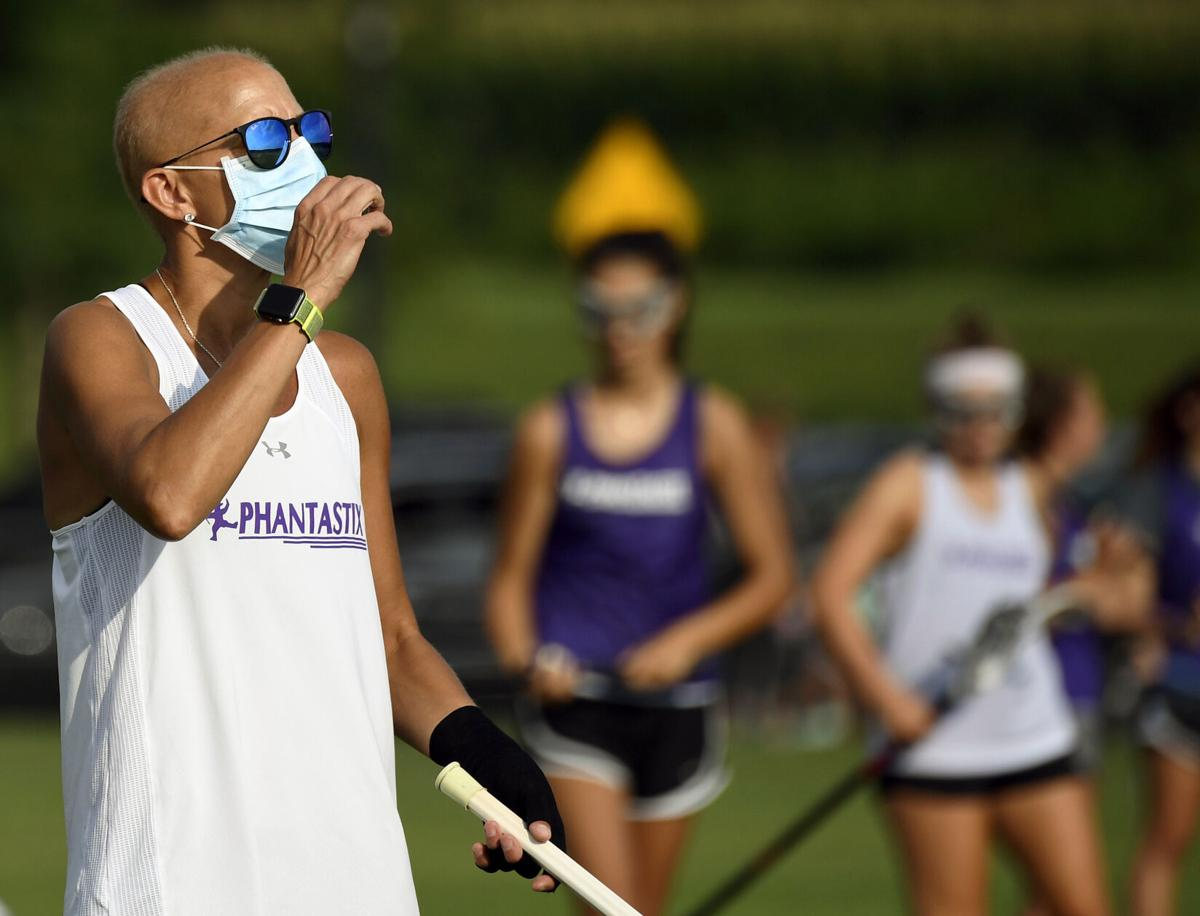 Claudia Ovchinnikoff - Lacrosse Coach