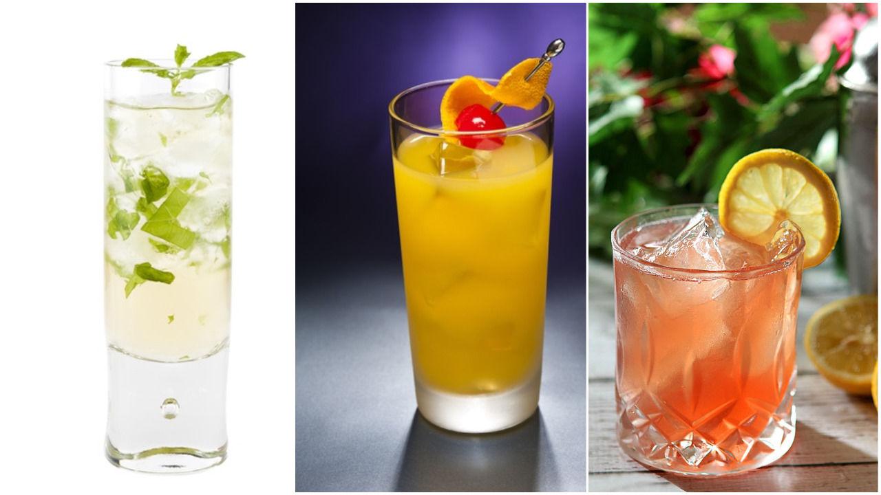 Cocktail triple c