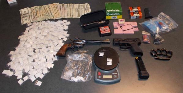 City Police Arrest 2 Suspected Drug Dealers And Seize