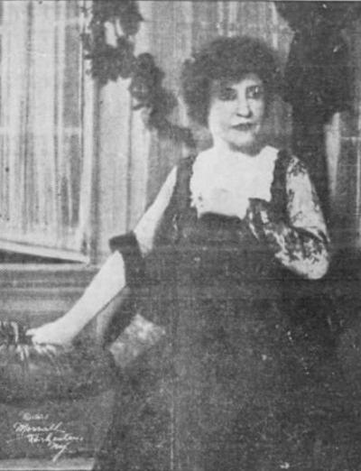 Mrs. Fiske, 1921