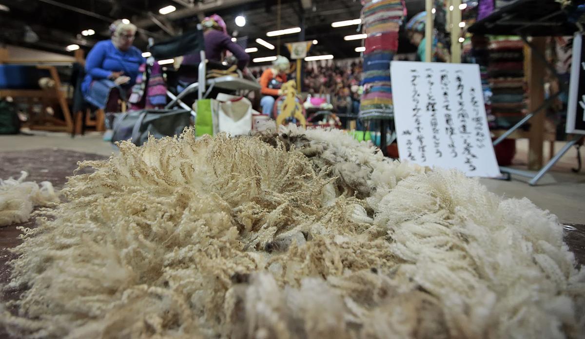 Sheep to Shawl-PA Farm Show