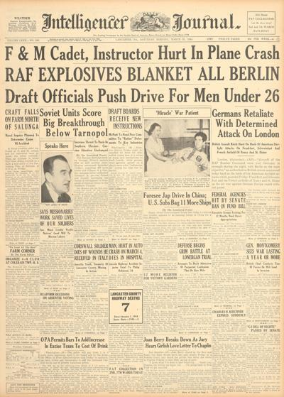front page 1944